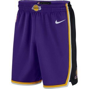 New Los Angeles Lakers Purple Shorts 1